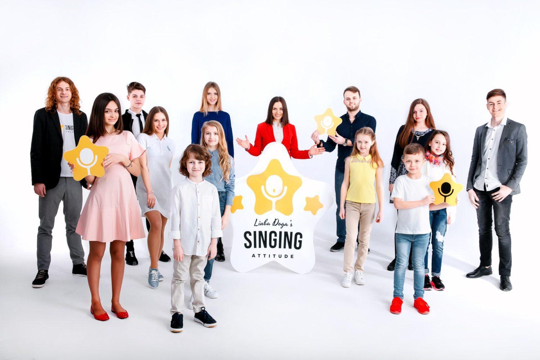 Singing Attitude School